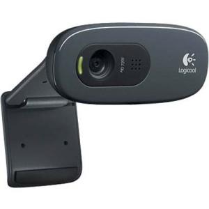 【写真1】logicool HD Webcam C270 ウェブカメラ