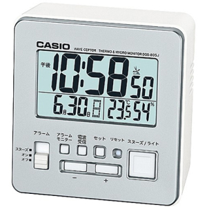 CASIO DQD-805J-8JF 電波時計